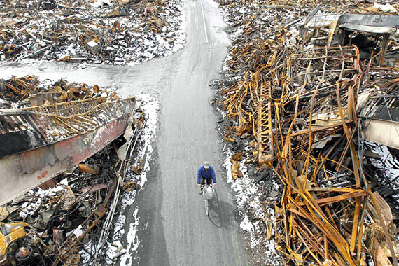 Tohoku Earthquake Aftermath